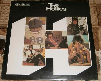 LP - The Hollies (Supraphon 1972) / Perfektní stav!
