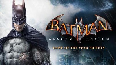 Batman: Arkham Asylum (GOTY) - STEAM (dodání ihned)🔑