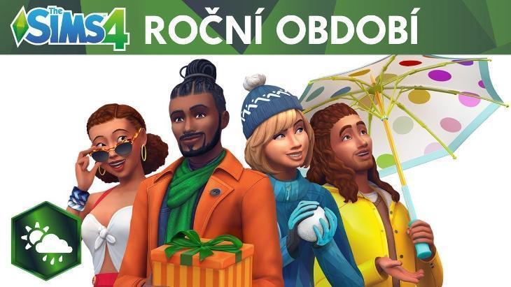 The Sims 4: Roční Období - ORIGIN (dodání ihned)🔑 - Hry