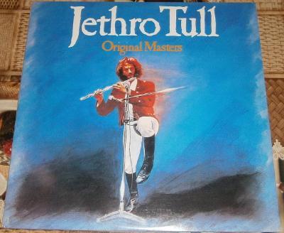 LP - Jethro Tull - Original Masters (US 1985) / Perfektní stav!