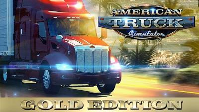 American Truck Simulator - Gold Edition - STEAM (dodání ihned) 🔑