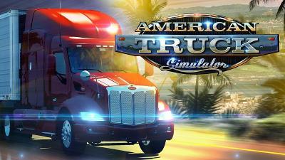 American Truck Simulator - STEAM (dodání ihned) 🔑