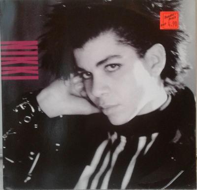 LP Nikki - Nikki, 1989 EX