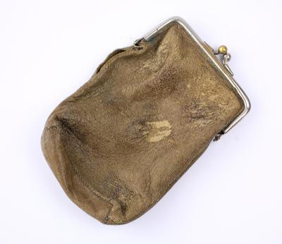 Stará peněženka