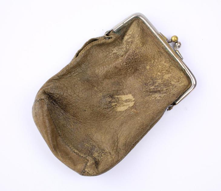 Stará peněženka - Starožitnosti