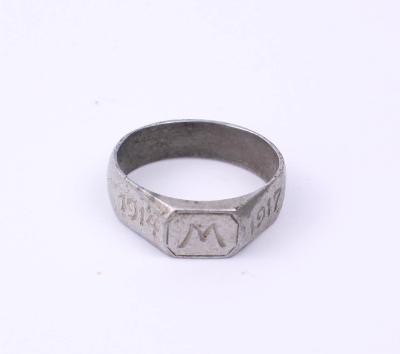 Zákopový prsten 1914 - 1917