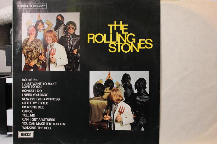 The Rolling Stones – The Rolling Stones LP 1969 vinyl NL super stav - Hudba