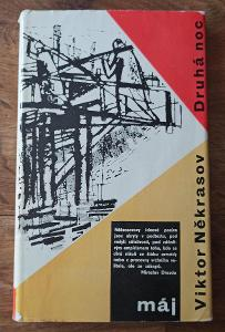 Kniha: Viktor Někrasov - Druhá noc