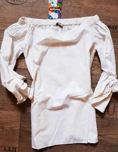 DESIGUAL blus_blusa luxusní krásná tunika/ halenka /M 40