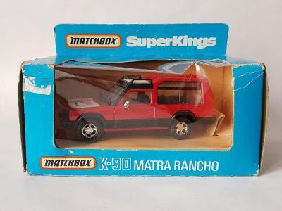 Matchbox Super Kings K-90 Matra Rancho