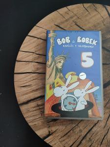 Bob a Bobek - králíci z klobouku , vhs*
