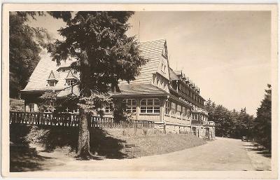PUSTEVNY - Hotel Tanečnica - Radhošť - Beskydy - Vsetín
