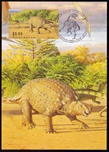 AUSTRÁLIE - ANALOGICKÁ POHLEDNICE JEŠTĚŘI, 1993 (S1093)