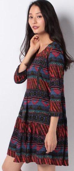 DESIGUAL vest_Dudeleis luxusní šaty// M 40(uni m-l) nové
