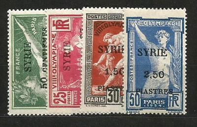 Sýrie - *,Mi.č.227/30,kat.Mi.220 EUR /3352A/