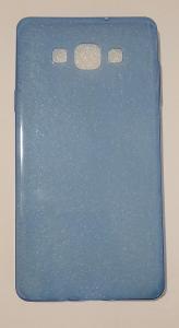 Silikonový obal na Samsung Galaxy A7 - modrý