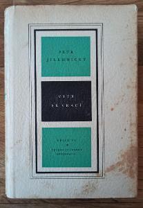 Kniha: Petr Jilemnický - Vítr se vrací, 1953, rarita