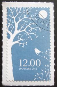 Dánsko 2012 Strom Mi# 1721 2174