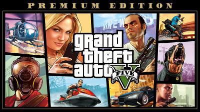GTA 5 - Premium Online Edition - ROCKSTAR (dodání ihned) 🔑