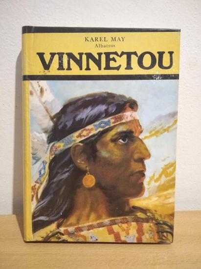 Karel May Vinnetou - Knihy