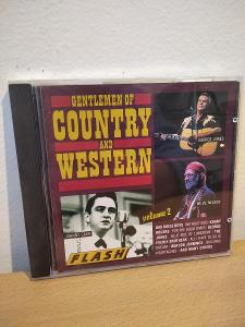 CD GENTLEMEN OF COUNTRY AND WESTERM