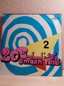 LP-20 Englands Top Smash Hits 2