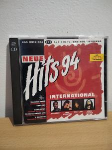 Neue Hits 94 International  CD