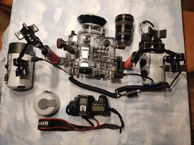 IKELITE pro Canon EOS 5D