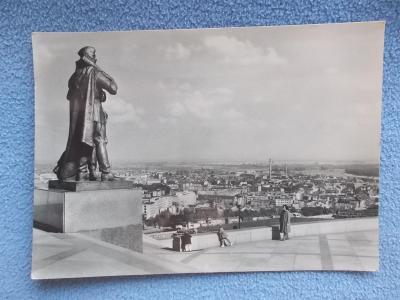 Slovensko Bratislava Slavín pomník vojáka