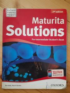 Maturita Solutions Pre-Intermediate Student´s Book