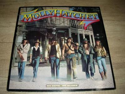 Molly Hatchet – No Guts No Glory (1983) UK 1.Press , EX+