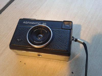 foto na kinofilm AGFAMATIC 50 - VIZ FOTO