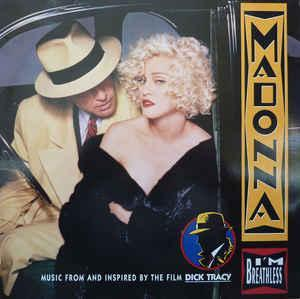 Madonna – I'm Breathless (Music From And Inspired By The Film Dic vg+