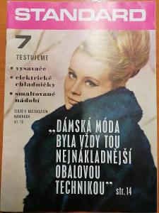 Časopis Standard č. 7, 1968