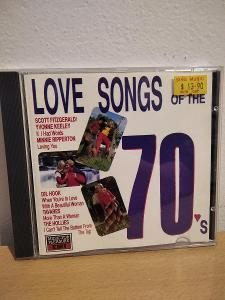 CD LOVE SONG OF THE 70