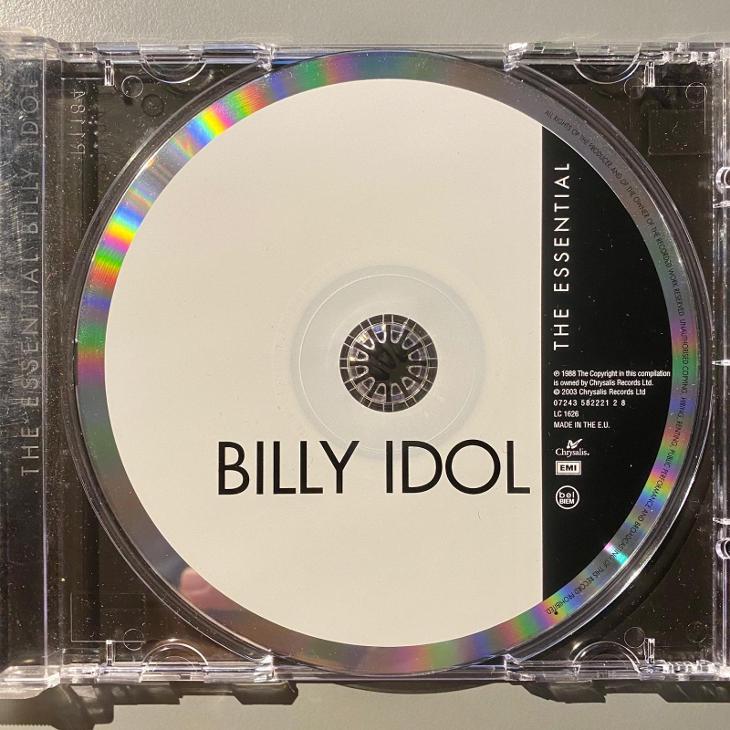 Billy Idol – The Essential - CD - Hudba