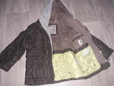 *Zimni bunda Palomino vel.116*