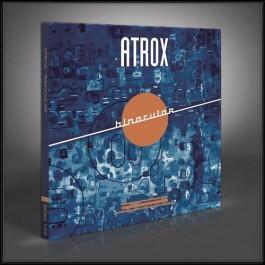 CD ATROX (avantgarde metal, Norsko) - BINOCULAR