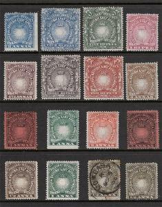 Britská Východní Afrika 1890 - definitiva znaku kolonie po 5R 160£