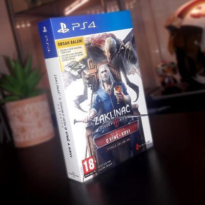 Zaklínač 3 O víně a krvi (PS4) sleva!