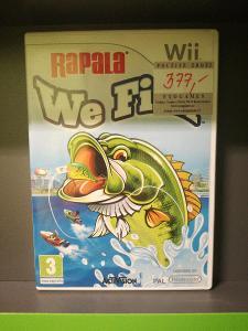 Rapala: We Fish (Wii) - kompletní, jako nová