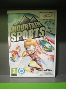 Mountains Sports (Wii) - jako nová
