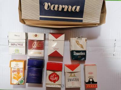 Krabičky od cigaret č. 10