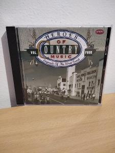 CD HEROES OF COUNTRY MUSIC