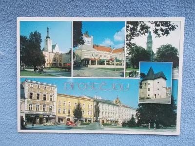 Prostějov pohlednice