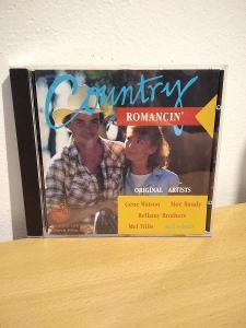 CD COUNTRY ROMANCIN