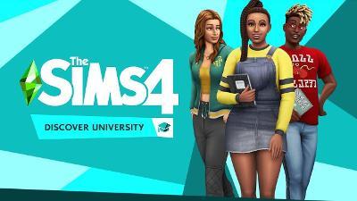 The Sims 4: Hurá na vysokou - ORIGIN (dodání ihned) 🔑