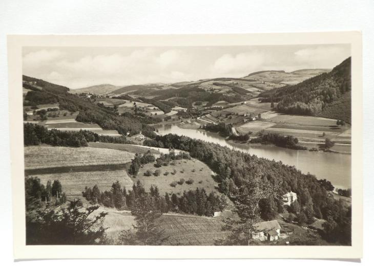 Bystřička, Valašské Meziříčí, Vsetín - KLEIN BISTRITZ 1943 - Pohlednice