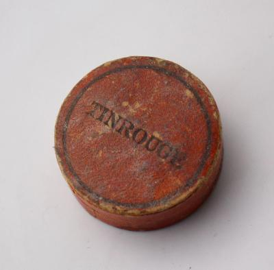 Stará krabička TINROUGE LESGUENDIEU PARIS