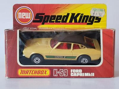 Matchbox Super Kings K-59 FORD CAPRI II.